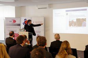 Boris Palmer auf dem Expertenforum der Integrata Stiftung